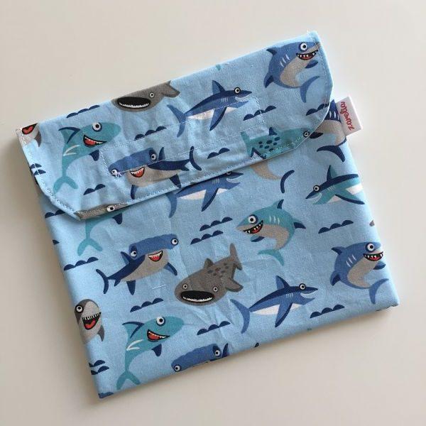 Porta sandwich tiburones Zarelia