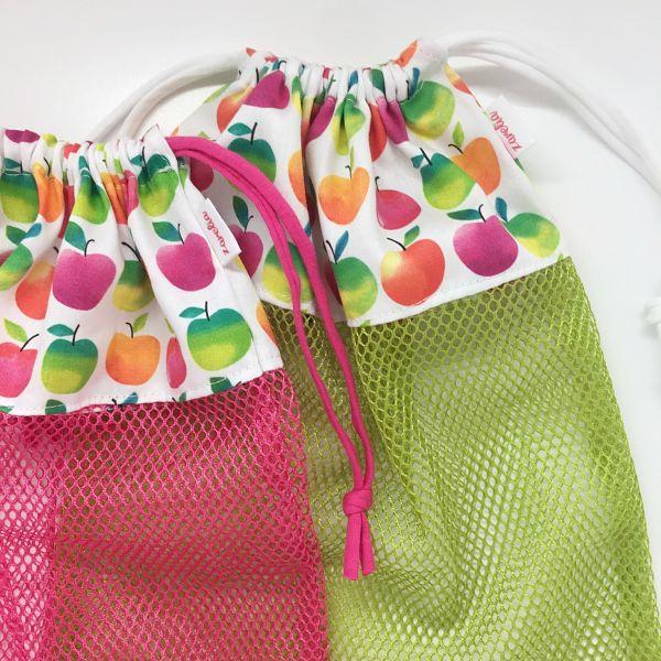 Bolsas de red manzanas Zarelia